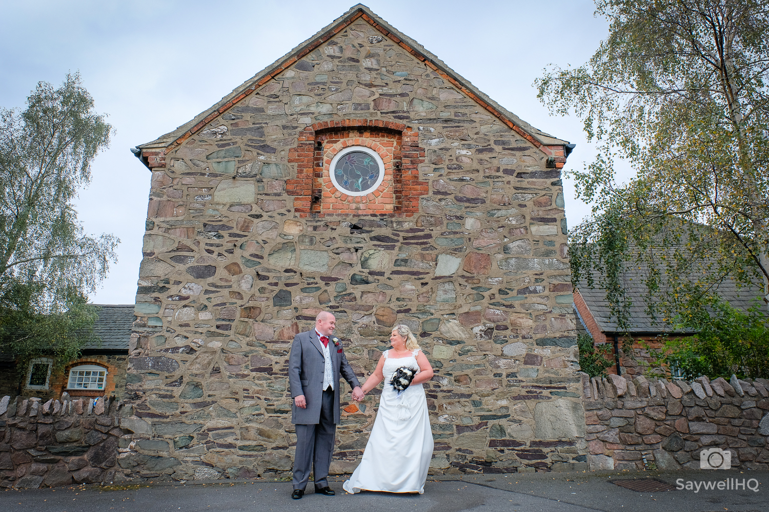 Wedding photography at Fieldhead Hotel in Markfield