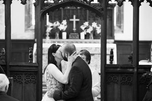 Kelham Hall Wedding. St Wilfrid's Church Kelham, Wedding Photography Nottingham. Candid Wedding Photography. Relaxed Wedding Photography