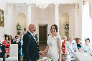 Wedding Photography at Colwick Hall Hotel