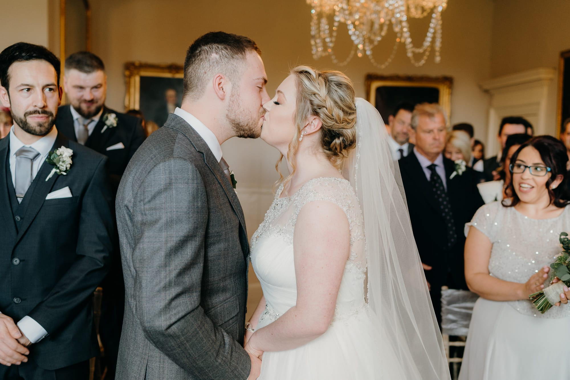 Wedding Photography at Norwood Park in Southwell Nottingham