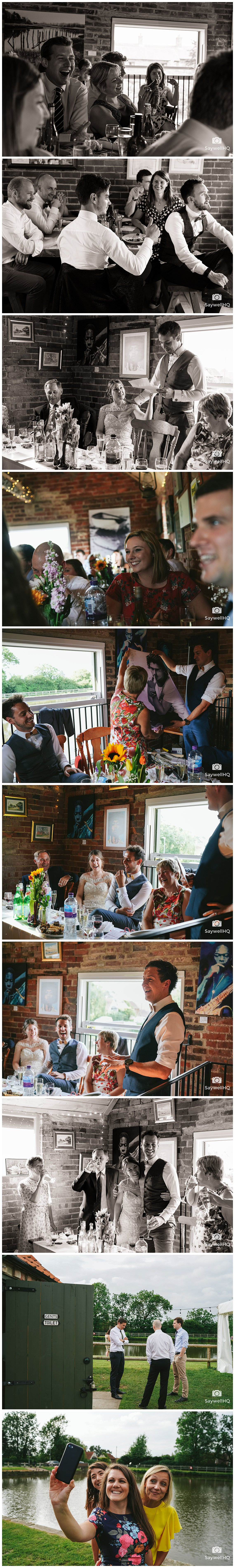 Humanist Wedding Photography at the The Old Wharf Tearooms in Leicester