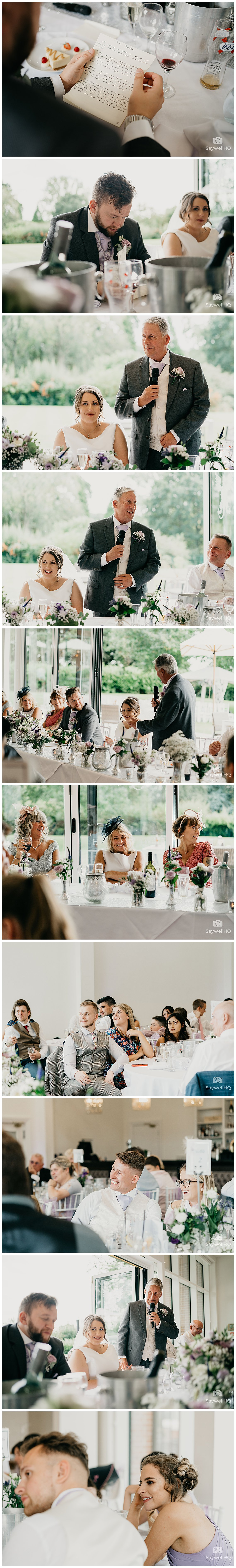 Wedding Photography at Winstanley House in Leicester