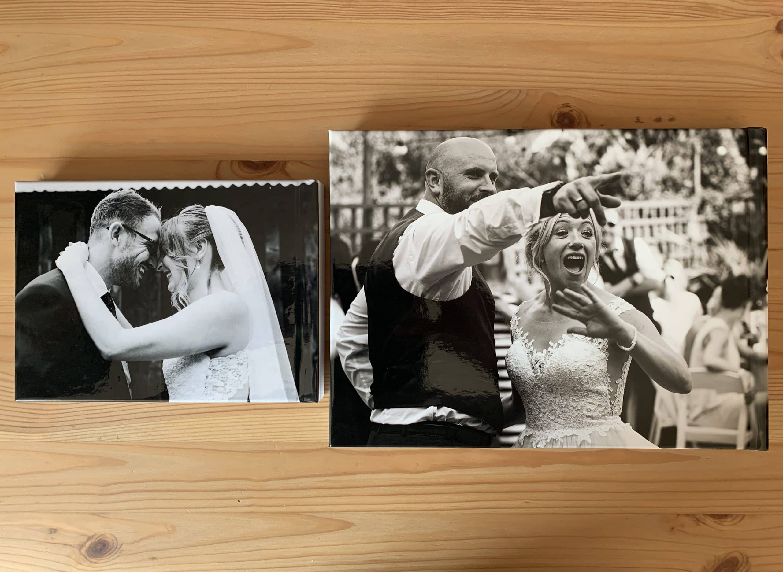 Stunning wedding Albums for parents