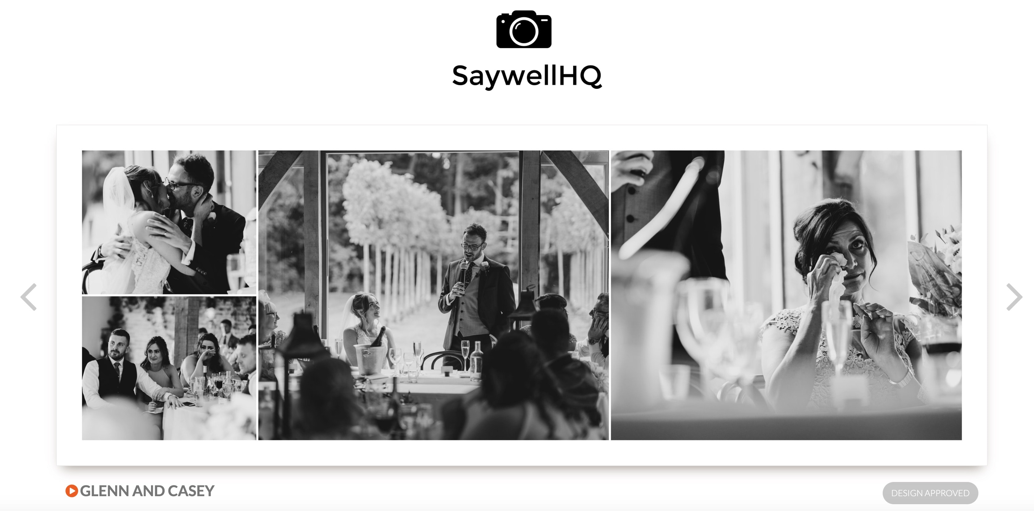 SaywellHQ wedding Album
