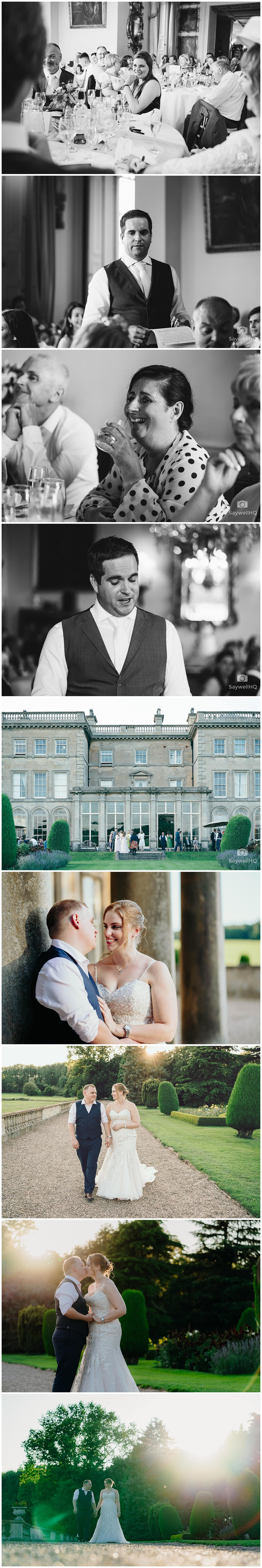 Wedding Photography at Prestwold Hall – evening games at their prestwold hall wedding