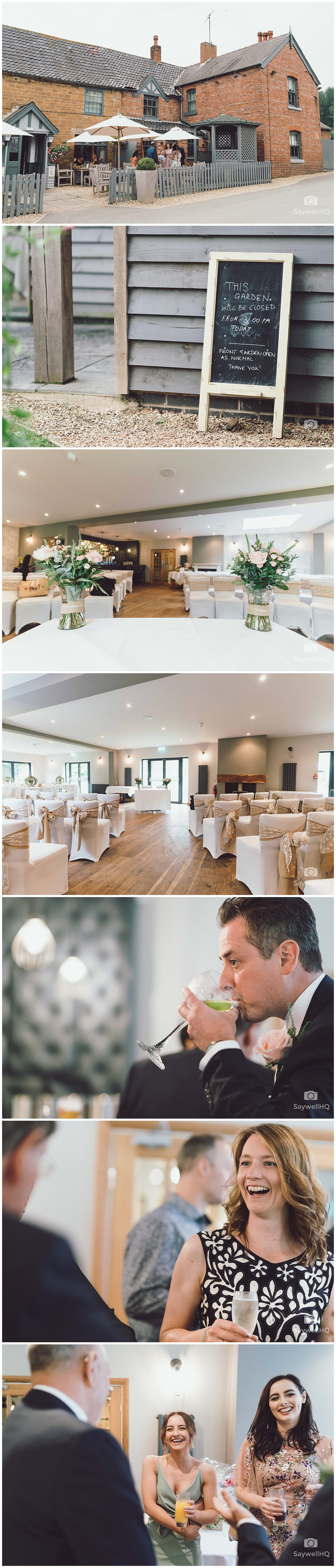 The Chequers Inn Woolsthorpe Wedding-Photography - Venue Images