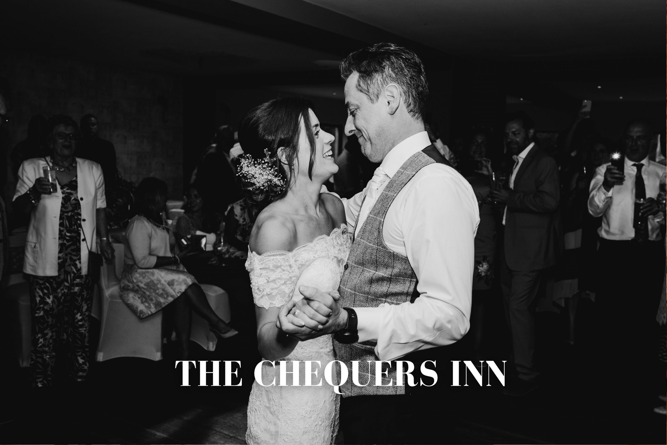 Wedding Photography at the Chequers Inn