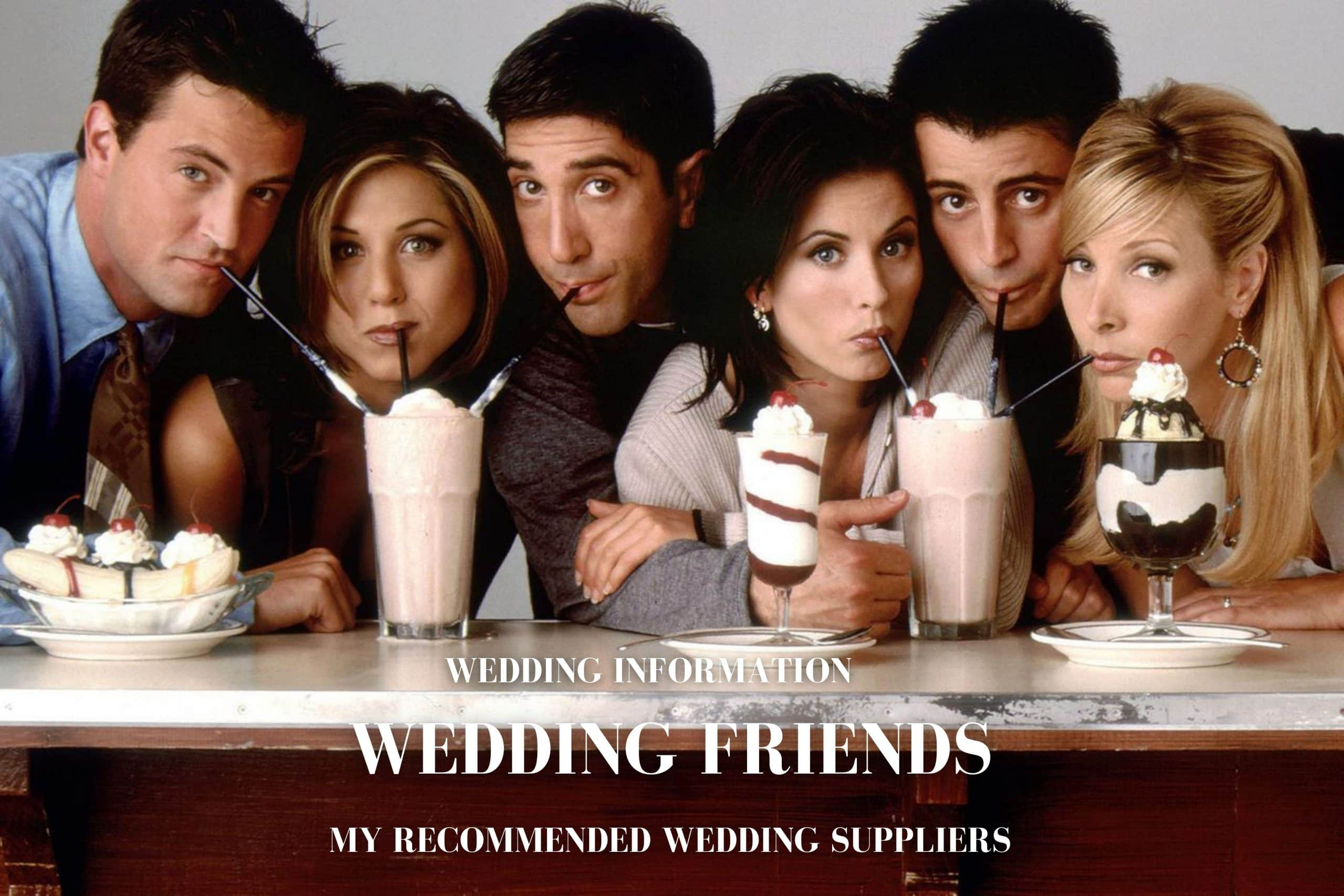 The best wedding suppliers in Nottingham Derby and Leicester