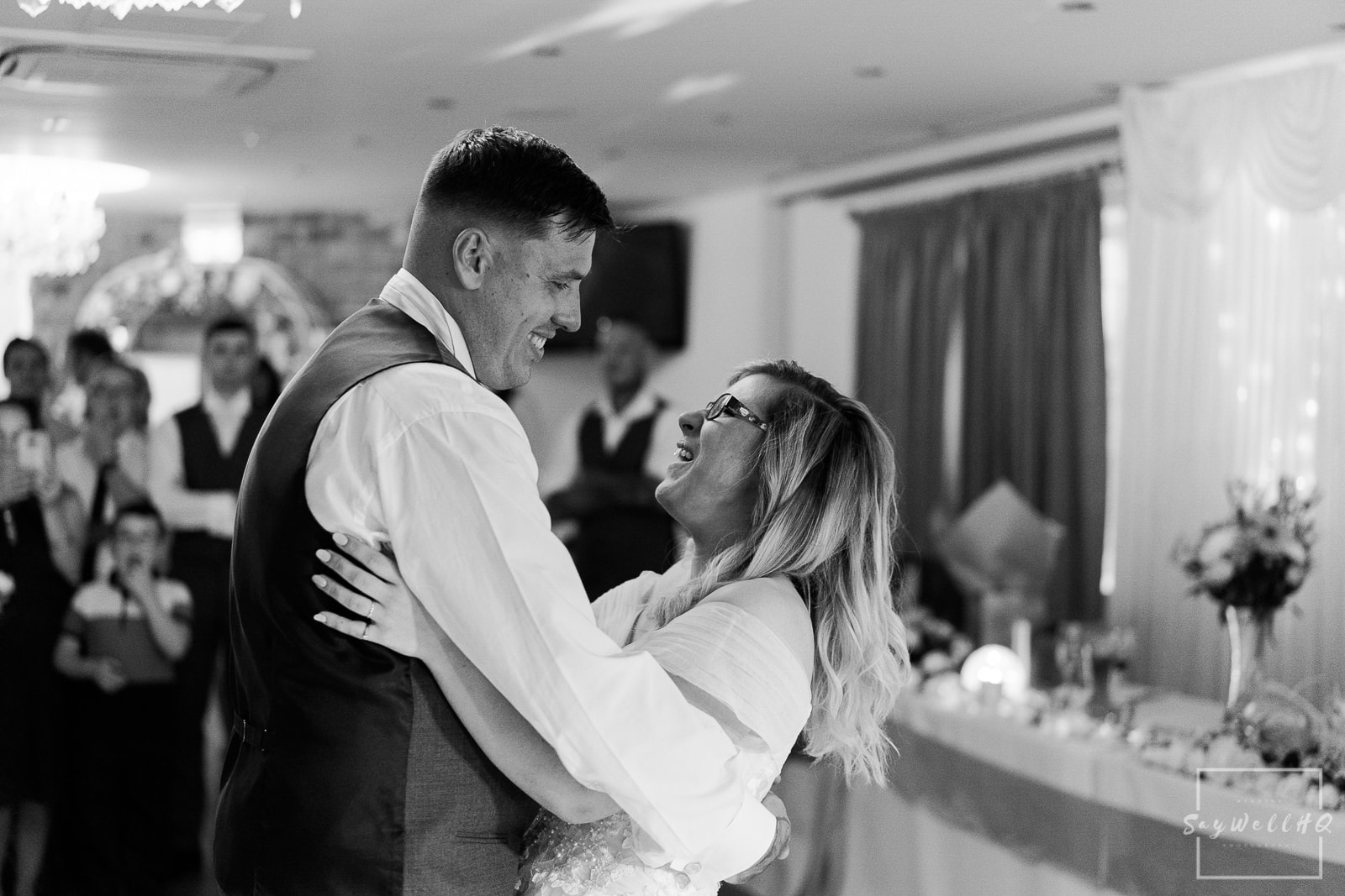 wedding photofilm from the wedding of Mhairi and Carl who were married at the lovely White Hart Inn at Moorwood Moor