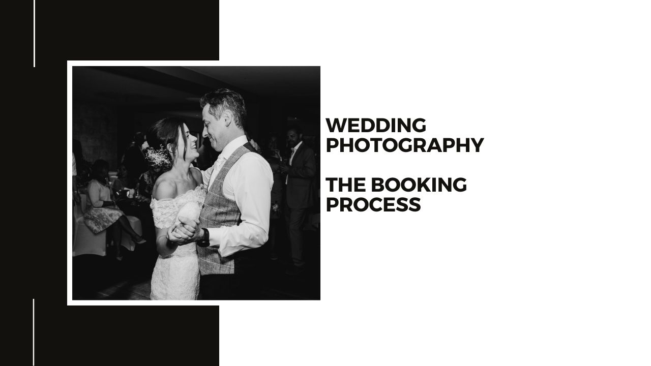 Wedding Photography Booking Process