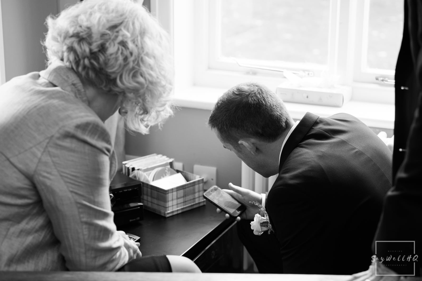 West Bridgford Wedding Photography + Bridgford Hall Wedding Photographer
