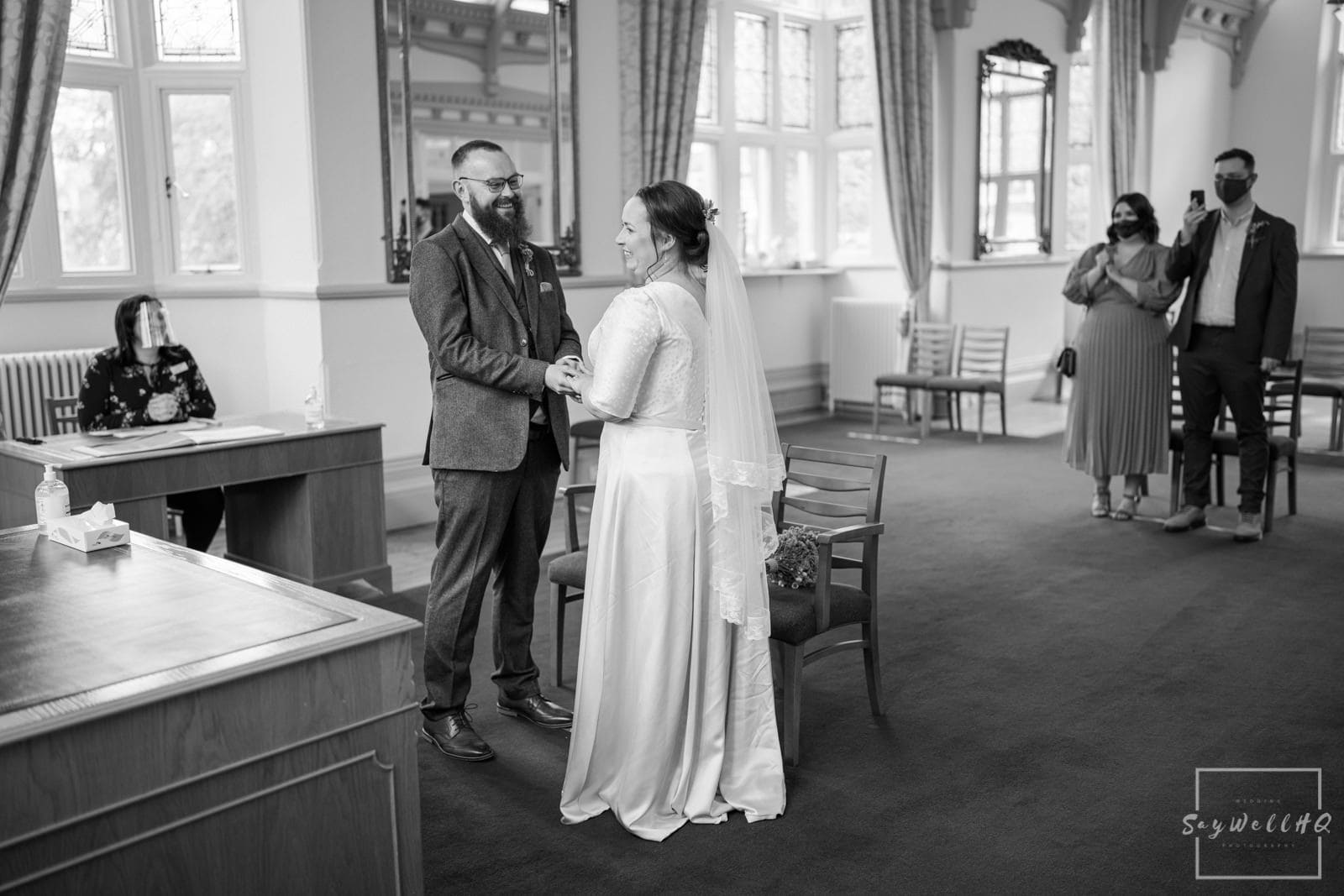 Newark Wedding Photography + Newark Wedding Photographer